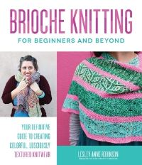 Jacket Image For: Brioche Knitting for Beginners and Beyond