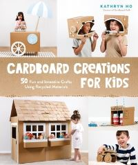 Jacket Image For: Cardboard Creations for Kids