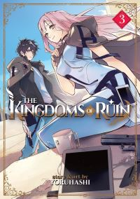 Jacket Image For: The Kingdoms of Ruin Vol. 3