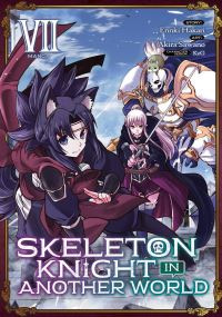 Jacket Image For: Skeleton Knight in Another World (Manga) Vol. 7