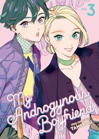 Jacket Image For: My Androgynous Boyfriend Vol. 3