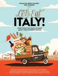 Jacket Image For: Let's Eat Italy!