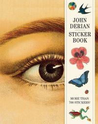 Jacket Image For: John Derian Sticker Book
