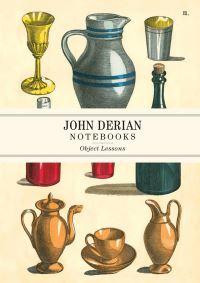 Jacket Image For: John Derian Paper Goods: Object Lessons Notebooks