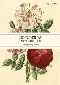 Jacket Image For: John Derian Paper Goods: Everything Roses Notebooks