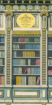 Jacket Image For: John Derian Paper Goods: The Library Notepad