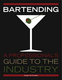 Jacket image for Bartending