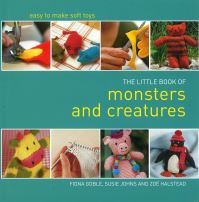 Jacket image for The Little Book of Monsters and Creatures
