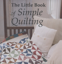 Jacket image for The Little Book of Simple Quilting
