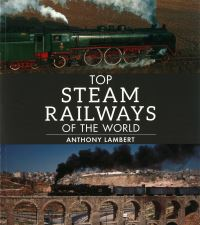 Jacket image for Top steam journeys of the world