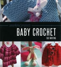 Jacket image for Weekend Projects: Baby Crochet