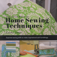 Jacket image for Little Book of Home Sewing Techniques