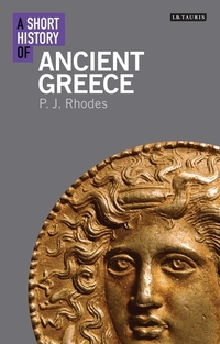 Jacket image for A Short History of Ancient Greece