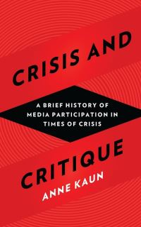 Jacket image for Crisis and Critique