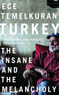 Jacket image for Turkey: The Insane and the Melancholy