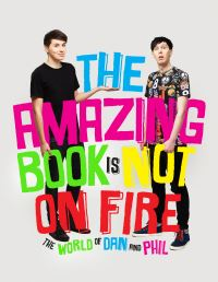 Jacket image for The amazing book is not on fire