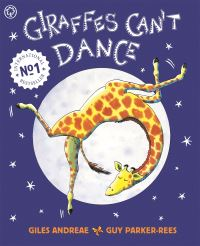 Jacket image for Giraffes can't dance