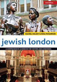 Jacket image for Jewish London, 2nd Edn
