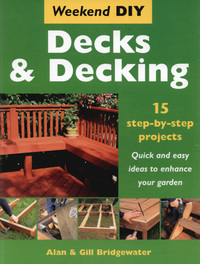 Jacket image for Decks and Decking
