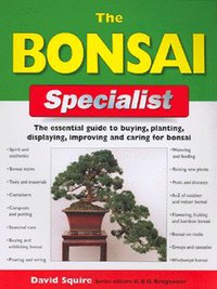 Jacket image for The Bonsai Specialist