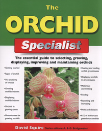 Jacket image for The Orchid Specialist