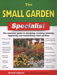 Jacket image for The Small Garden Specialist