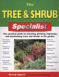 Jacket image for The Tree and Shrub Specialist