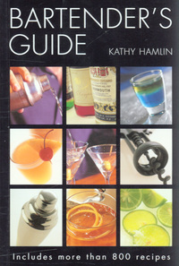 Jacket image for Bartender's Guide