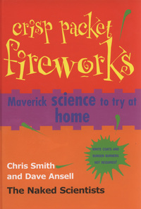 Jacket image for Crisp Packet Fireworks