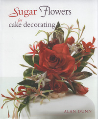 Jacket image for Sugar Flowers for Cake Decorating