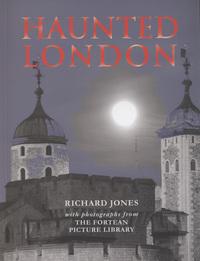 Jacket image for Haunted London