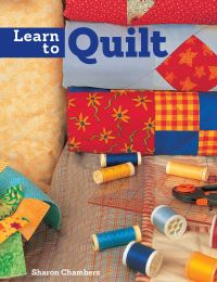 Jacket image for Learn to Quilt