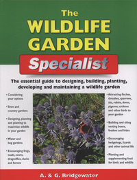 Jacket image for The Wildlife Garden Specialist