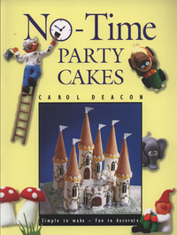 Jacket image for No Time Party Cakes