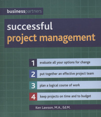 Jacket image for Successful Project Management