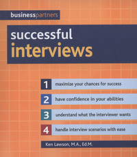 Jacket image for Successful Interviews