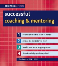 Jacket image for Successful Coaching and Mentoring