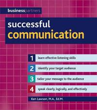 Jacket image for Successful Communication