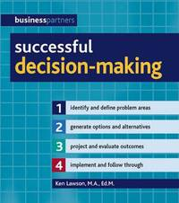 Jacket image for Successful Decision-making