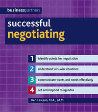 Jacket image for Successful Negotiating