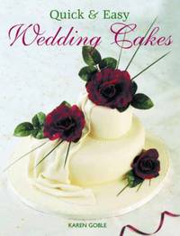 Jacket image for Quick and Easy Wedding Cakes