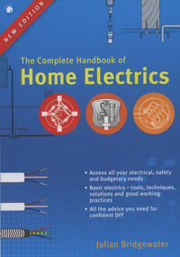 Jacket image for The Complete Handbook of Home Electrics