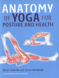 Jacket image for Anatomy of Yoga for Posture and Health