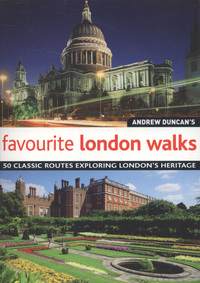 Jacket image for Andrew Duncan's Favourite London Walks