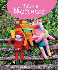 Jacket image for Make a Monster