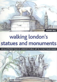 Jacket image for Walking London's Statues and Monuments