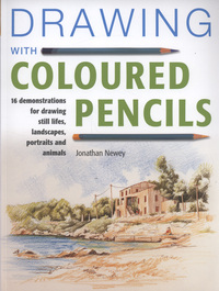 Jacket image for Drawing with Coloured Pencils