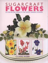 Jacket image for Sugarcraft Flowers