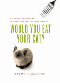 Jacket image for Would You Eat Your Cat?