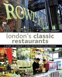 Jacket image for London's Classic Restaurants